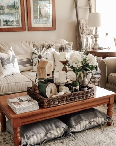 Kristi - Living Room Decor