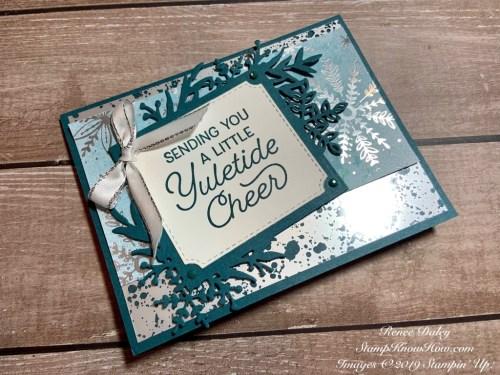 Renee - Yuletide Card