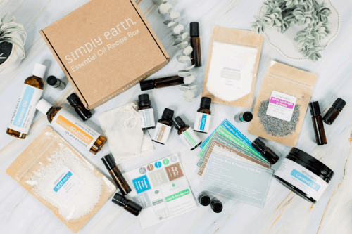 Simply Earth November 2019 Box