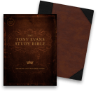 Tony Evans Study Bible Giveaway