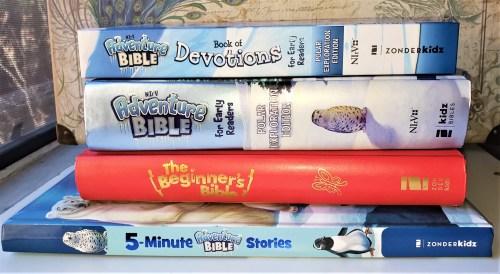 Zonderkids Bibles & Devotionals For Kids