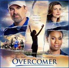 Overcomer DVD