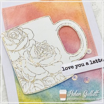 Love You A Latte Card