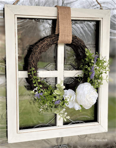2 - Easy Grapevine Wreath