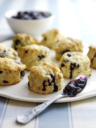 Blueberry-and-Buttermilk-Scones