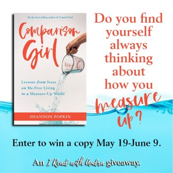 Comparison Girl Giveaway Graphic 1