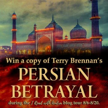 Persian Betrayal Giveaway
