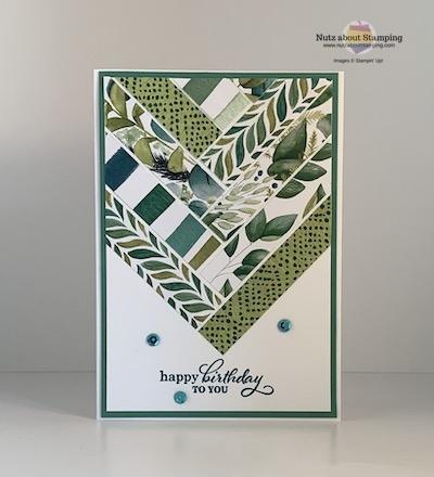 Paper Strip Card