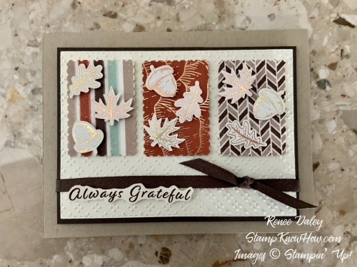 Always Grateful Card