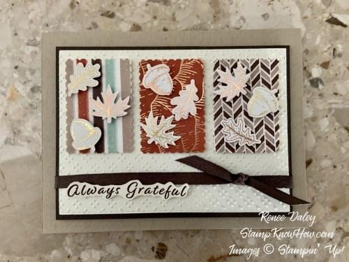 Always Grateful Card