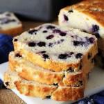Buttermilk-Blueberry-Bread