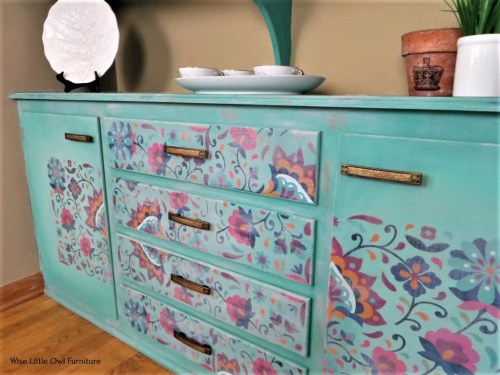 Painting Built-Ins