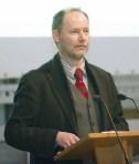Martin Kretschmer speaking