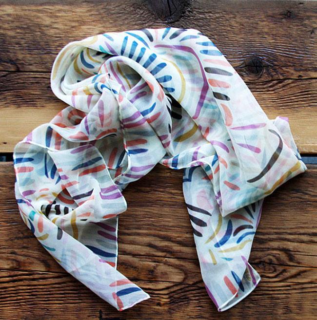 leah scarf