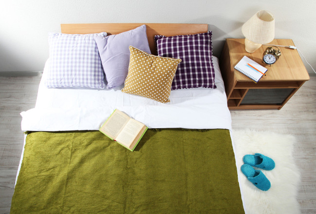 The Make Your Bed Rule