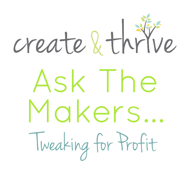 ask the makers - profit