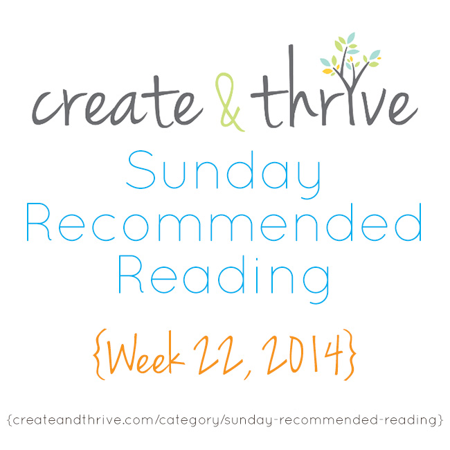 recommended reading week 22