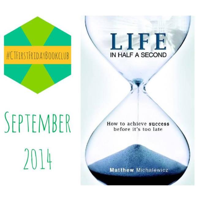 life in half a second bookclub