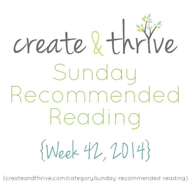recommended reading week 42