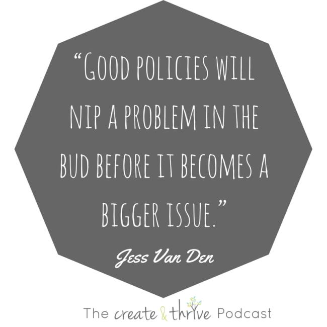 Good Policies