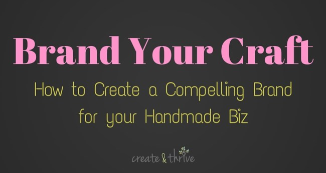 Brand Your Craft Banner Wide Final