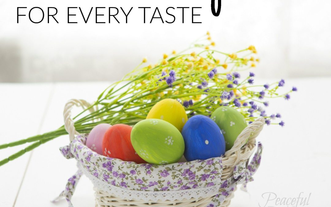 18 Easter Gift Ideas for Every Taste– Men & Women!