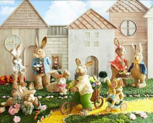 18 easter gift ideas for every taste men women peaceful home pier one hop town easter bunnies easter gift ideas negle