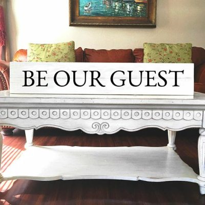 Be Our Guest | Farmhouse Favorites