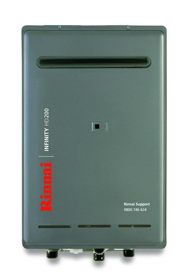 Rinnai INFINITY® HD200 External