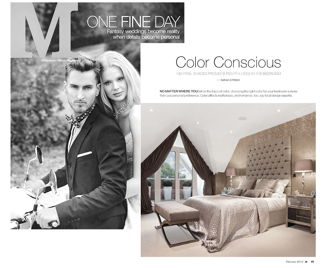 Color zen magazine - Featured In M Magazine S Color Conscious Visit Article Check Out Color Zen S Lighting Picks On Lamps Com Visit Post Color Zen Sourced In The