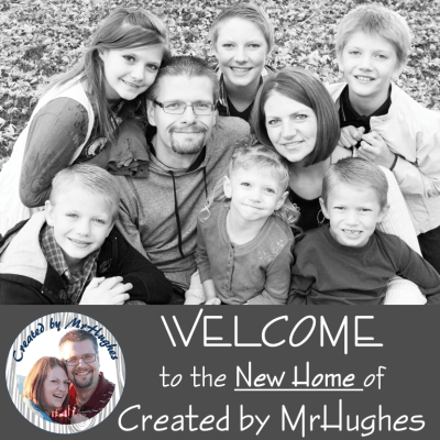 Welcome to the NEW HOME of Created by MrHughes