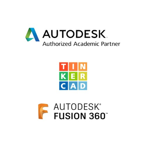 Autodesk authorised academic partners, Tinkercad training, Fusion 360 training