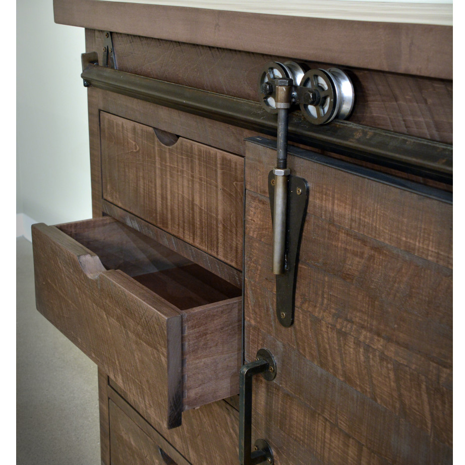 Rustic Wood Dressers Sale