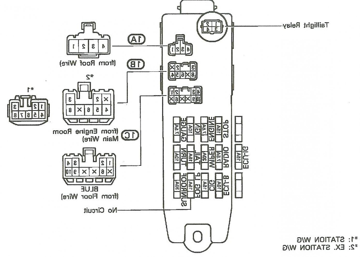 [DIAGRAM] 2013 Toyota Tacoma Radio Wiring Diagram Wiring
