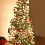 Vintage Inspired Red Buffalo Check Christmas Tree Create Pray Love