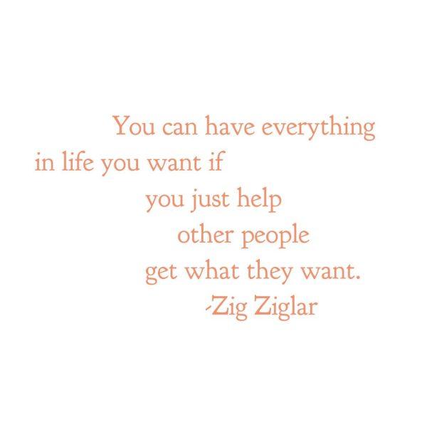 Zig Ziglar quote Slum2School