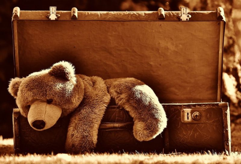 Creative Ways to Give Back - Hope in a Suitcase