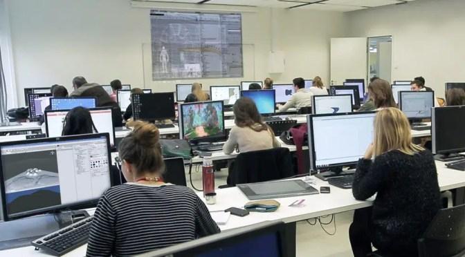 Le banc d'essai 2014 des écoles de jeux vidéo