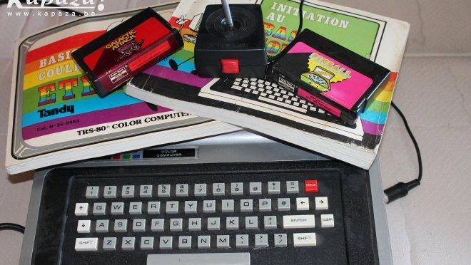 Comment les enfants d'aujourd'hui réagissent aux ordinateurs des années 80 ?