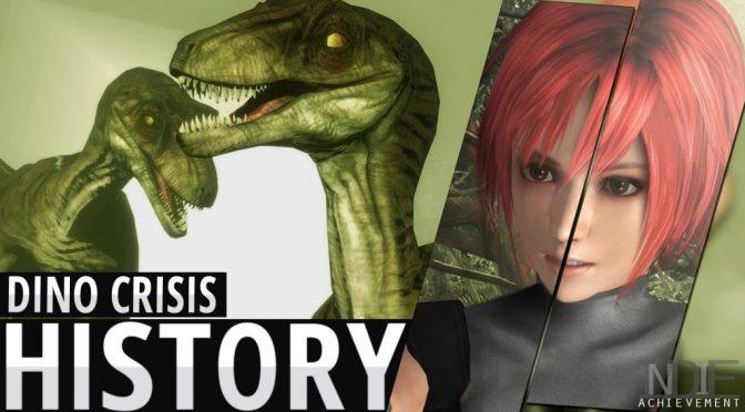 Dino Crisis X‑Demo (Blender Game Engine)