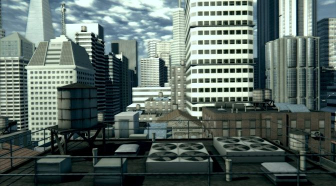 Blender Game Engine: Un modèle de cité prêt à l'emploi
