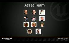 Merci à toute l'équipe qui a travaillé sur les Assets