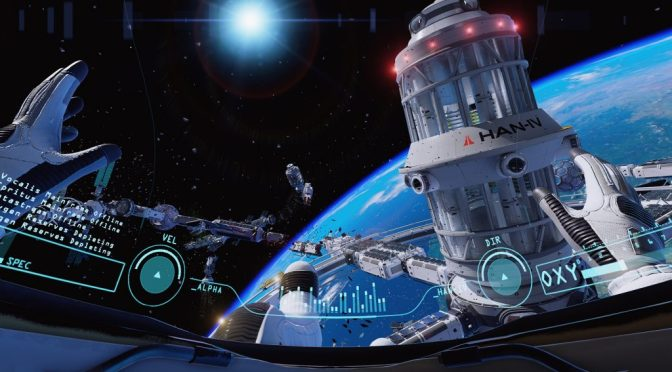 """Unreal Engine: Rencontre au fond de l'espace avec <span class=""""caps"""">ADR1FT</span>"""