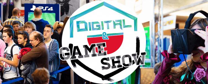 """Le Digital <span class=""""amp"""">&</span> Game Show, si si malgré le nom, c'est bien en France les 6 et 7 juin 2015!!!!"""