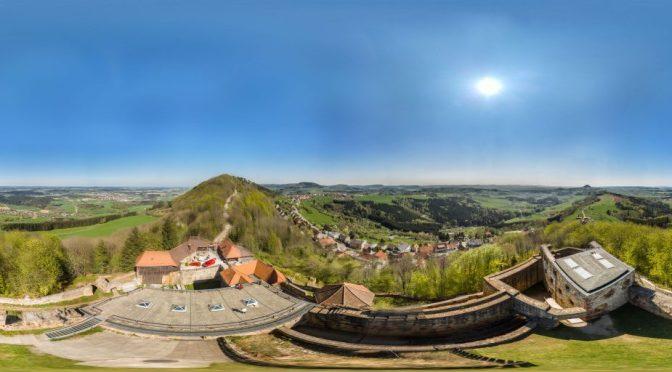 Un chateau Allemand a été recréé sous Unreal Engine
