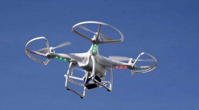 """Algorithmes de gestion pour un drone ultra-maniable en Open source par le <span class=""""caps"""">MIT</span>"""