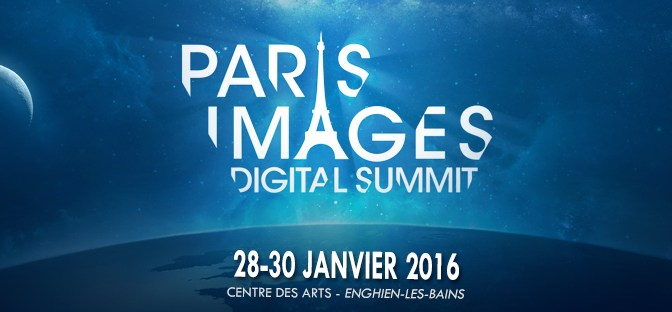 Paris Images Digital Summit 2016 du 28 au 30 janvier 2016