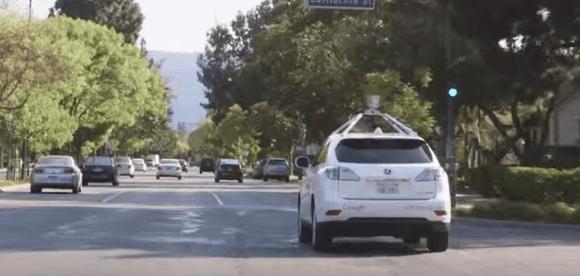 Google Self-Driving Car Project: On en est où ?