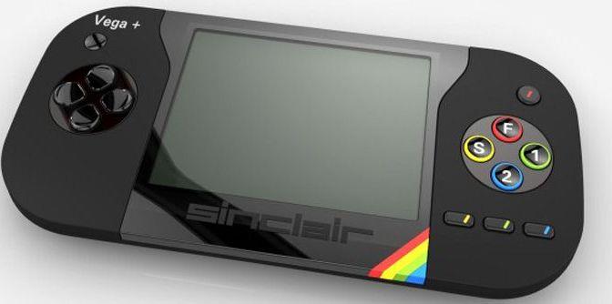 La nouvelle console portable de chez Sinclair !