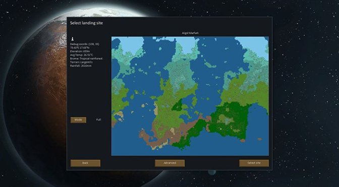 """Rimworld: simulateur de colonie avec narration <span class=""""caps"""">IA</span>"""